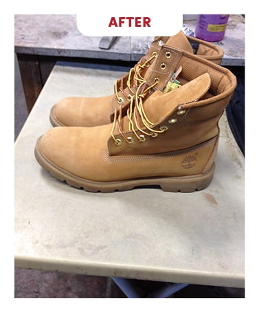 Designer shoe Cleaning in Toronto Before After Photo 8