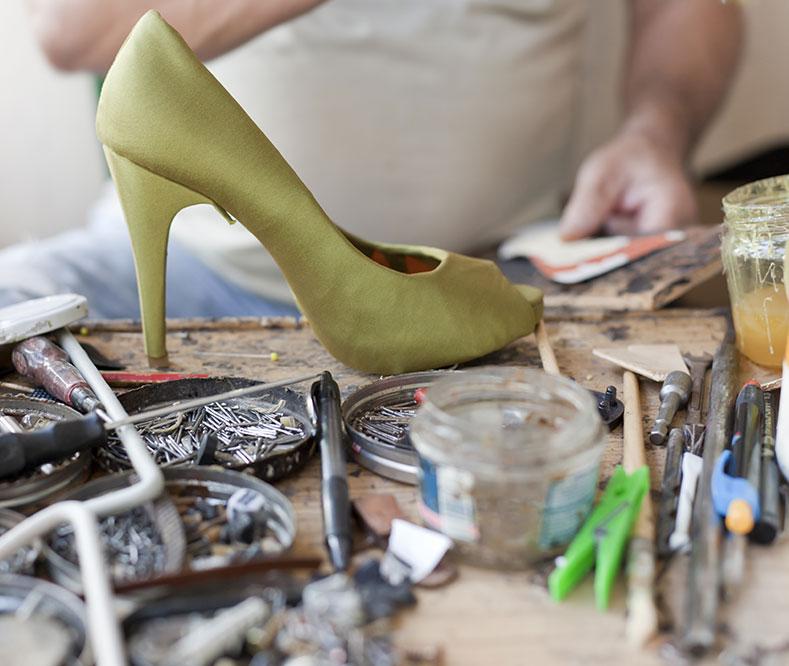 Shoe Repair Near Me In Toronto