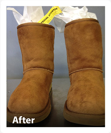 Ugg Boots After Cleaning