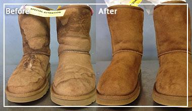 Ugg Colour Restoration