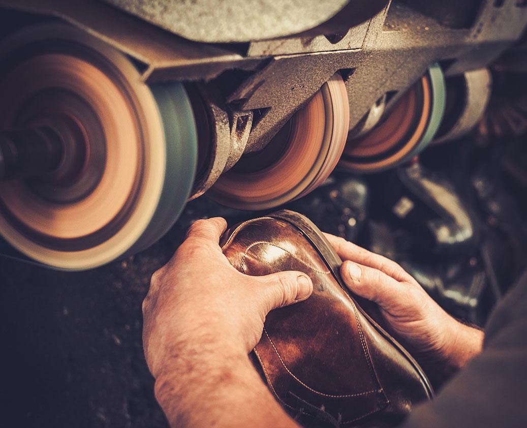 Detailed Designer Shoe Cleaning Toronto