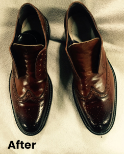 Shoe Cleaning Repair Before After 12