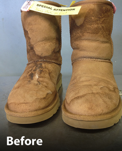 Shoe Cleaning Repair Before After 13