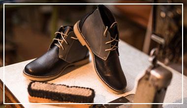 Shoe de-odourizing services
